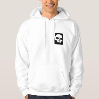 skull hoodie - halloween