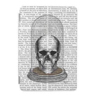 Skull In Bell Jar 2 iPad Mini Cover