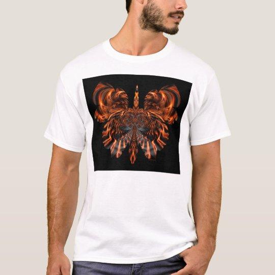 skull in butterfly #04 T-Shirt