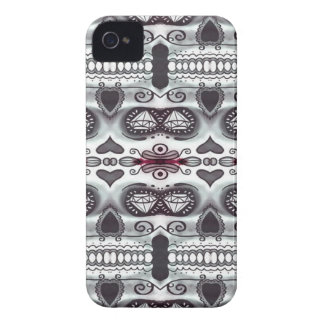 Skull in the mirror Iphone4 case iPhone 4 Case-Mate Cases