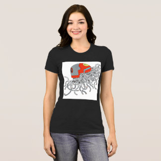 skull iron T-Shirt