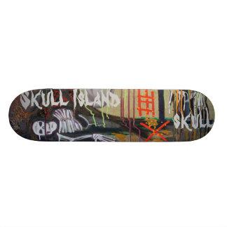 Skull Island Skateboard