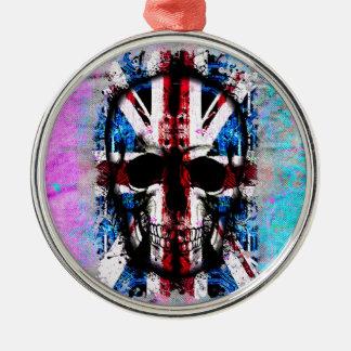 Skull Jack Christmas Ornament
