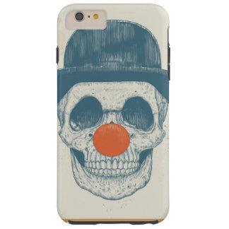 Skull joker tough iPhone 6 plus case