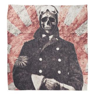 Skull kamikaze bandana