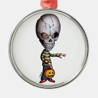 Skull Kid Christmas Tree Ornaments