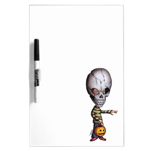Skull Kid Dry-Erase Whiteboards