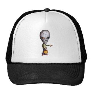 Skull Kid Mesh Hats