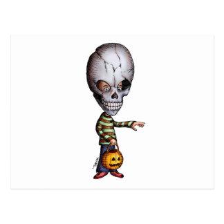 Skull Kid Postcard