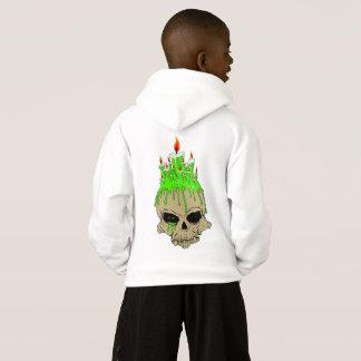 Skull Kids' Hanes ComfortBlend® Hoodie