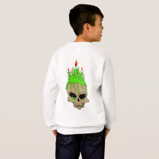 Skull Kids' Hanes ComfortBlend® Sweatshirt