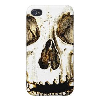 Skull King iPhone 4 Cases