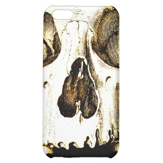 Skull King Cover For iPhone 5C