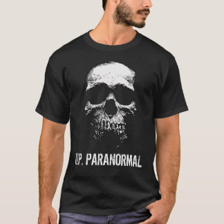 Skull Logo - Black T-Shirt