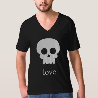 Skull Love Men's T-Shirt