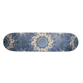 Skull Mandala 21.6 Cm Skateboard Deck