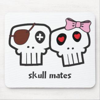 Skull Mates Mouse Mat
