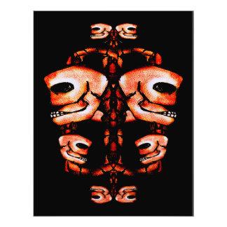 Skull Motif Ornament Art Photo