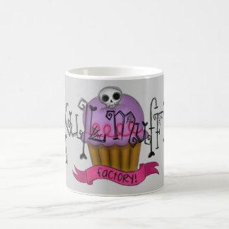 Skull Muffin Factory Mug