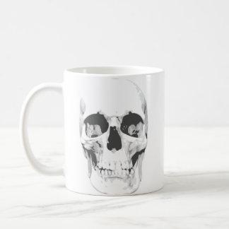 Skull Mug For Horror Fans, Meal Maniacs & Goths