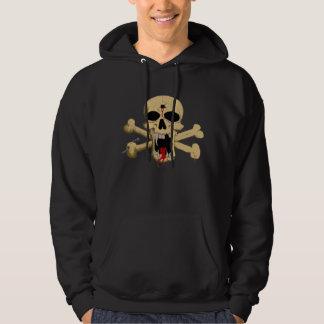 Skull n' bones hoodie