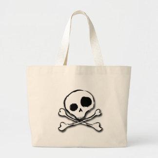 Skull N Bones Plain Bags