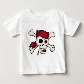 Skull N Crossbones Baby Tee