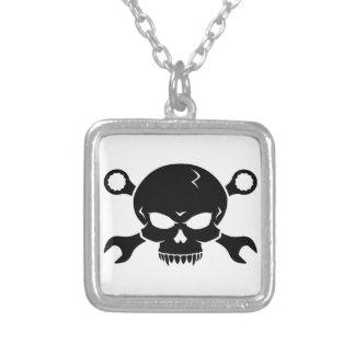 Skull 'n' Tools - Screw Pirate 2 (black) Jewelry