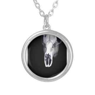skull custom necklace
