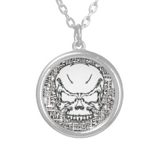 Skull Personalized Necklace