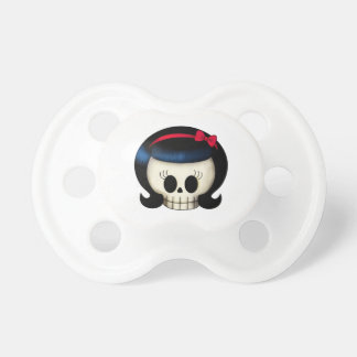 Skull of Rockabilly Girl Dummy