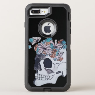 Skull Otterbox OtterBox Defender iPhone 7 Plus Case