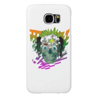 Skull Overload Samsung Galaxy S6 Cases