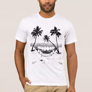 Skull Palm Tree T-Shirt