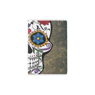 Skull Passport Holder