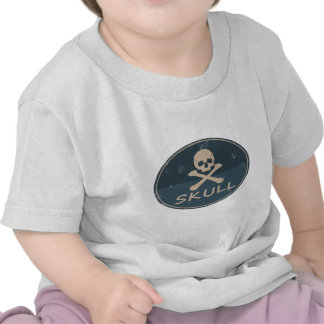 Skull Patch Tee Shirts