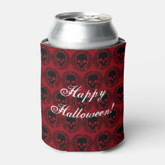 Skull Pattern Elegant Fun Halloween Goth Any Color