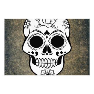 Skull Photo Print