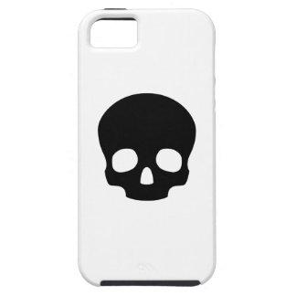 Skull Pictogram iPhone 5 Case
