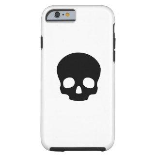 Skull Pictogram iPhone 6 Case Tough iPhone 6 Case