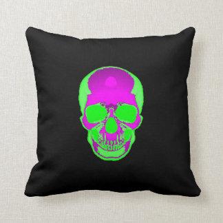 Skull Pillow - Atomic Skull