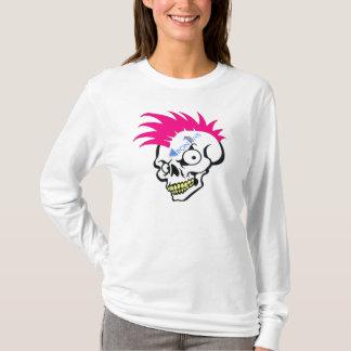 Skull pink T-Shirt
