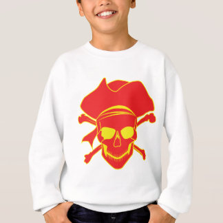 Skull Pirate Sweatshirt