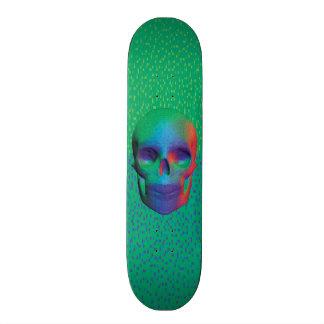 Skull pixel v.1 Skateboard Deck