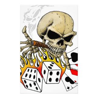 Skull Poker chart