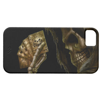 Skull Poker iPhone 5 Case