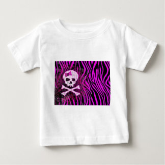 skull print tee shirt