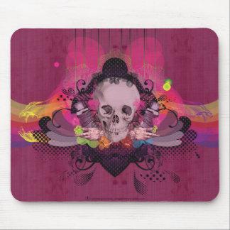 Skull Rainbow / Cocco Mouse Pad