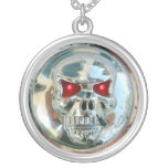 SKULL RIDERS PERSONALISED NECKLACE