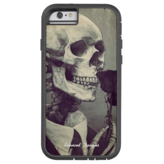 Skull & Rose iPhone 6 case